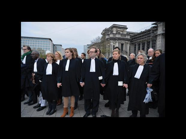 Belgian barristers